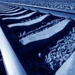 Rusty rails — Stock Photo #65221275