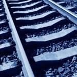 Rusty rails — Stock Photo #65222317