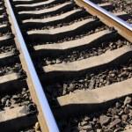 Rusty rails — Stock Photo #65225161