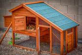 Chicken Coop — Stock Photo