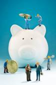 Financial investment — Stock Photo