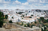 The village of Ronda in Andalusia, Spain — Stock Photo