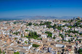 Granada, Spain — Stock Photo