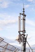 Transmitter tower — Stock Photo