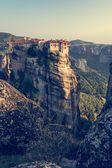Monastery of Roussanou — Stock Photo