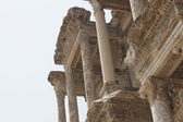 Library Of Celsus at Ephesus in Turkey — Stock Photo