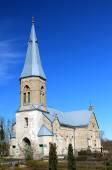 Evangelisch-Lutherische Kirche, Estland — Stockfoto