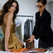 Постер, плакат: Women in haute couture klk