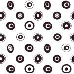 Polka dot seamless pattern — Stock Vector #67238979