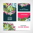 Mix collection banners — Vector de stock  #73020711