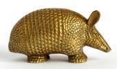 Golden armadillo — Foto de Stock