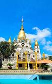 Thai-style temple in Saigon, Vietnam — Stock Photo