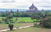 Temples of Bagan (Pagan) — Stock Photo