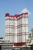 Downtown district of Bangkok — Stock Photo