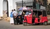 View of Kandy street — Stock Photo