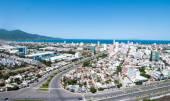 View of Da Nang city centre — Stock Photo