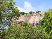 Sigiriya Rock Fortress in Sri Lanka — Stock fotografie