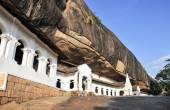 Dambulla Höhlentempel in Sri Lanka — Stockfoto