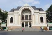 Opera House in Ho Chi Minh City — Stock Photo