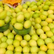 Chinee apple at market — Stock Photo #74654053