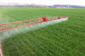Spraying — Stock Photo