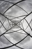 Powerlines — Stock Photo