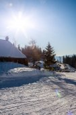 Winter Alps — Stock Photo