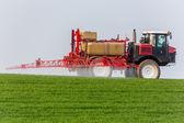 Spraying machine — Stock Photo