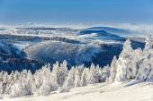 Winter Alps Austria — Foto Stock