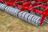 Seedbed machinery — Stock Photo