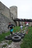 Race of Spartans — Stock Photo