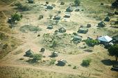 Aerial view of Juba, South Sudan — Stock fotografie