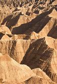 Badlands of south dakota — Stock Photo