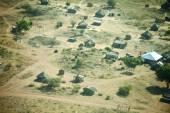 Aerial view of Juba, South Sudan — Stock Photo