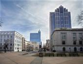Downtown Raleigh, North Carolina — Stock Photo