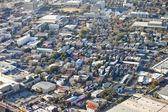 Aerial city — Foto de Stock