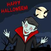 Happy Halloween. — Stock Vector