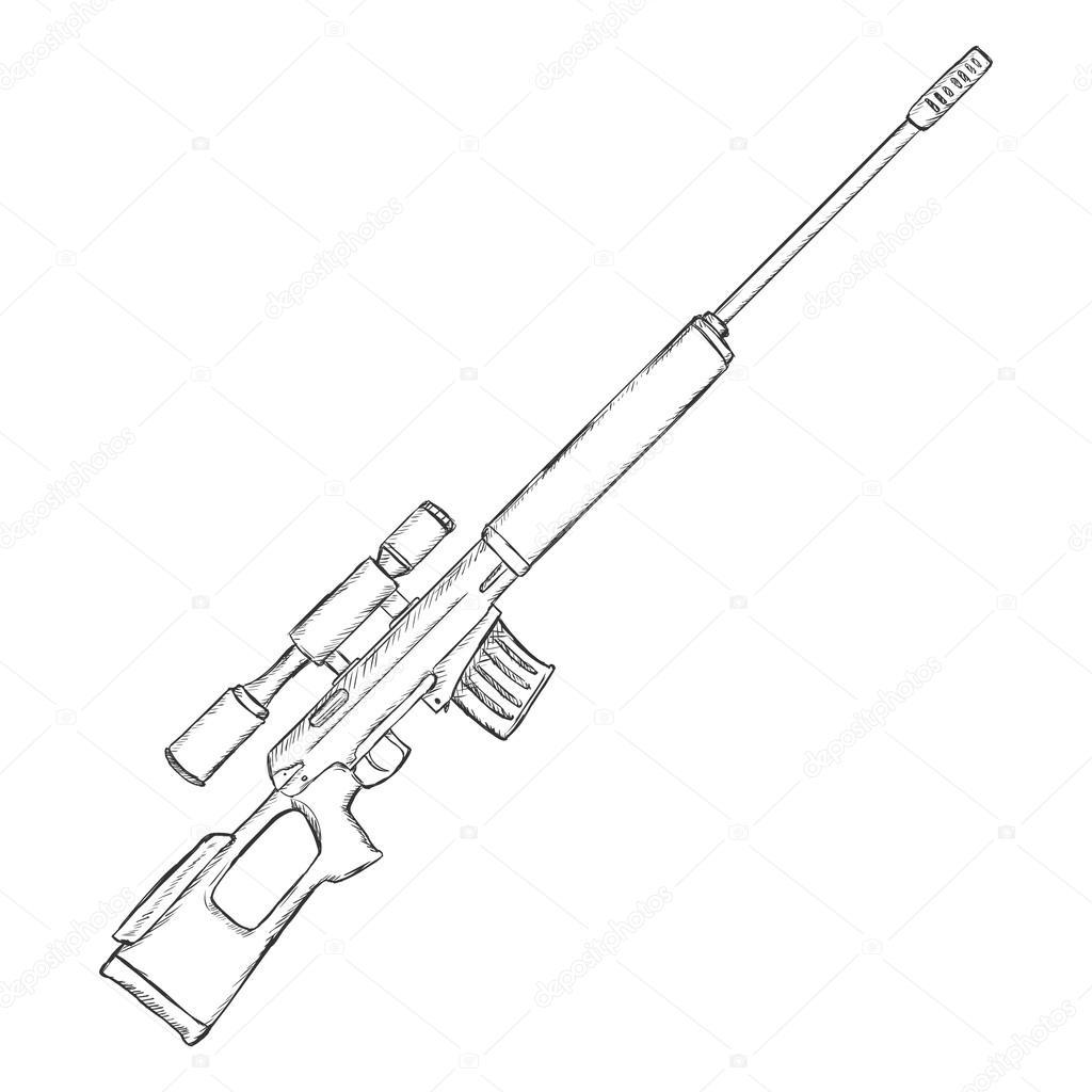 nerf pistool kleurplaat leuk voor zwart kruit