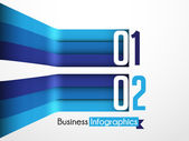 ビジネス infographics — ストックベクタ