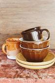 Naczynia ceramiczne — Zdjęcie stockowe