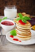 fritters — Stock Photo