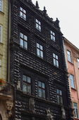 Lviv History Museum — Stock Photo