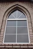 Plastic window — Stock Photo