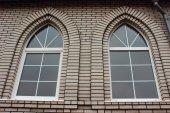 Two new windows — Stock Photo