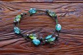 Female beads — Foto de Stock