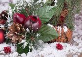 праздничные украшения — Стоковое фото