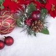 Holiday Border — Stock Photo #58221323