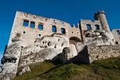 Castello di Ogrodzieniec — Foto Stock