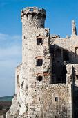 Ogrodzieniec castle — Stock Photo