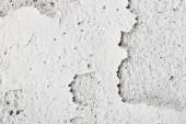 Old white concrete wall — Stock Photo